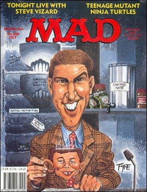 MAD Magazine #298 • Australia