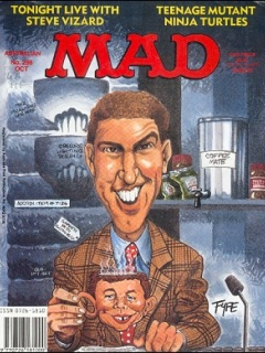 Go to MAD Magazine #298 • Australia