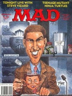 Go to MAD Magazine #298 • Australia