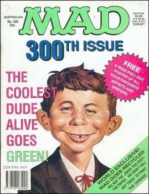 MAD Magazine #300 • Australia