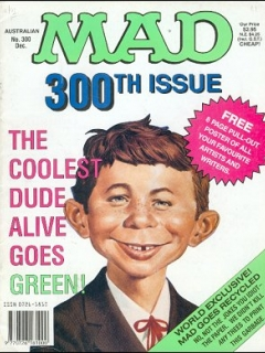 Go to MAD Magazine #300 • Australia