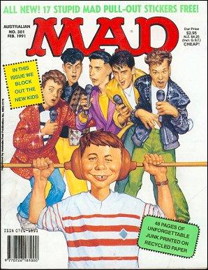 MAD Magazine #301 • Australia