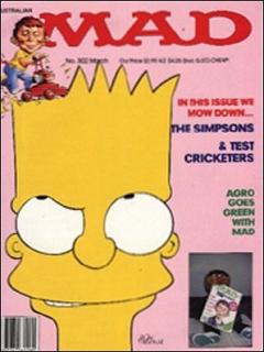 Australian MAD Magazine #302