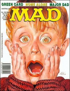 MAD Magazine #303 • Australia
