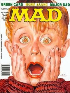 Go to MAD Magazine #303 • Australia