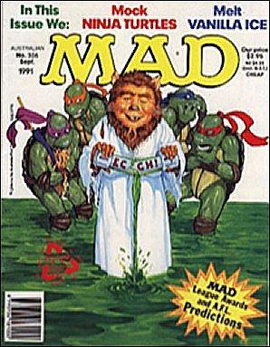 MAD Magazine #306 • Australia