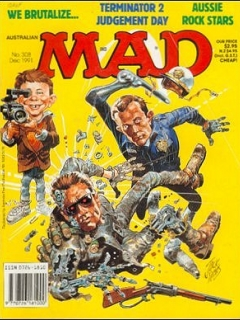 Go to MAD Magazine #308 • Australia
