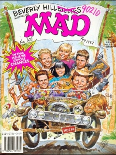 Go to MAD Magazine #309 • Australia