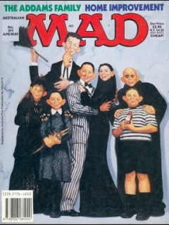 Go to MAD Magazine #311 • Australia