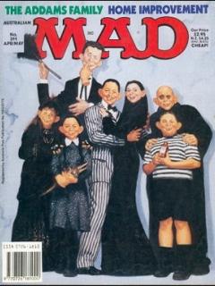 Go to MAD Magazine #311 • Australia