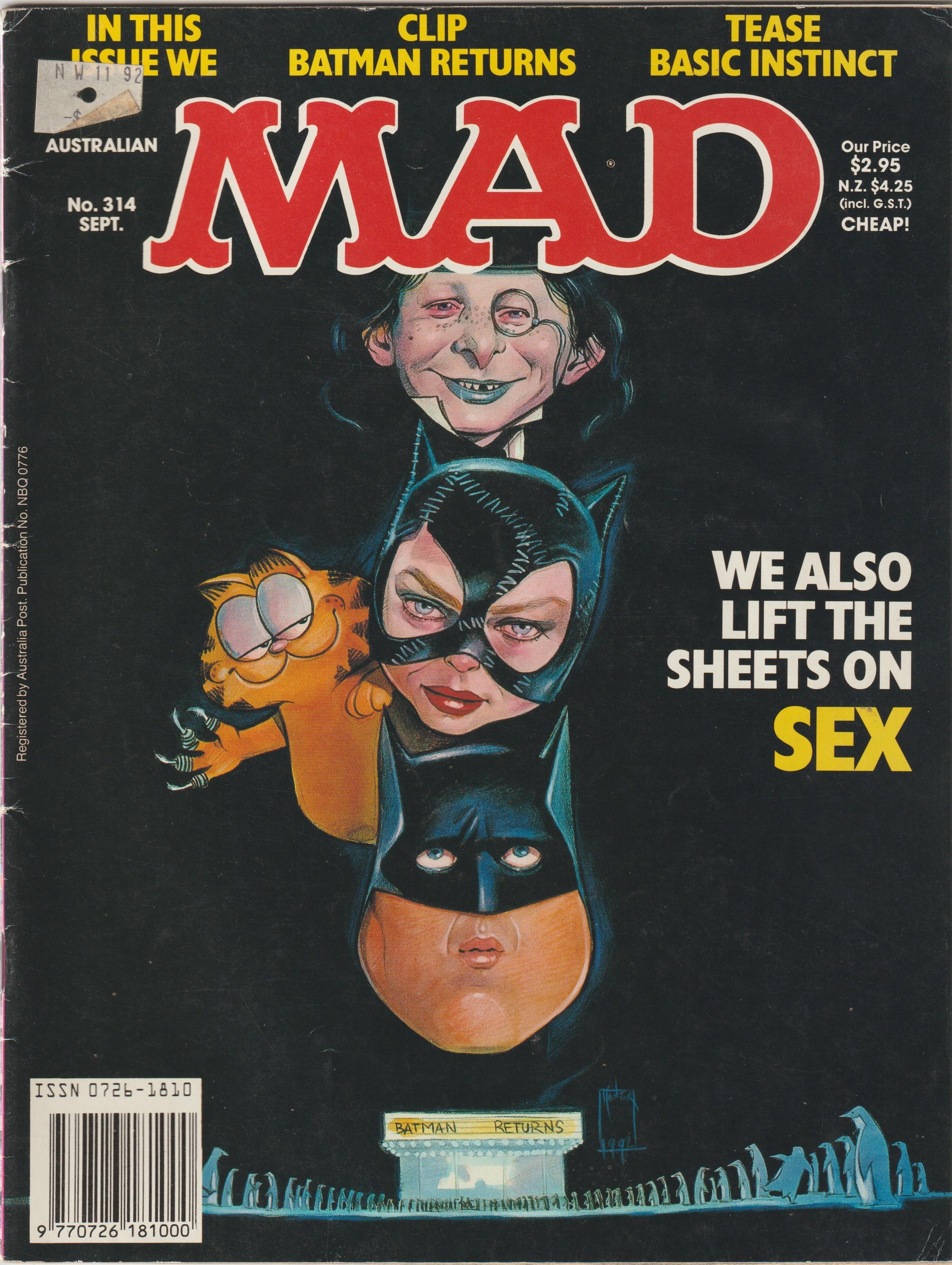 MAD Magazine #314 • Australia