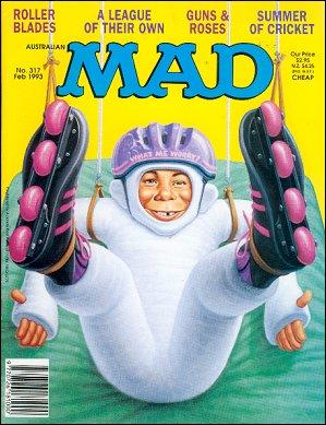 MAD Magazine #317 • Australia