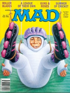 Go to MAD Magazine #317 • Australia