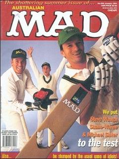 Go to MAD Magazine #325 • Australia