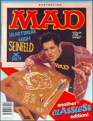 MAD Magazine #327 • Australia
