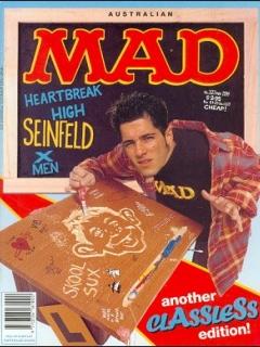 Go to MAD Magazine #327 • Australia