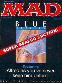 Go to MAD Magazine #328 • Australia