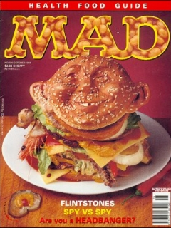Go to MAD Magazine #330 • Australia