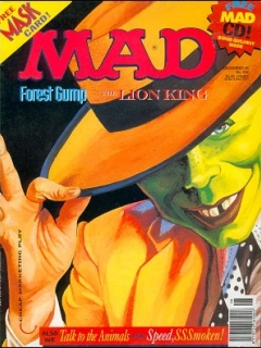 Go to MAD Magazine #332 • Australia