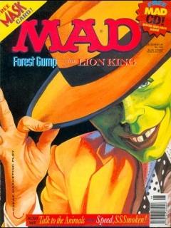 Go to MAD Magazine #332 • Australia