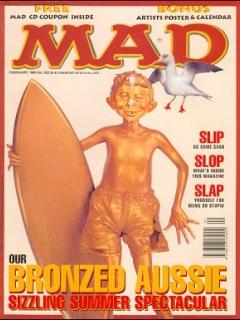 Go to MAD Magazine #333 • Australia