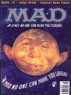 Go to MAD Magazine #338 • Australia