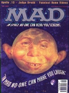 Go to MAD Magazine #338 • Australia