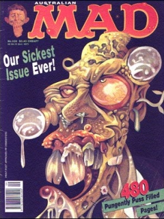 Go to MAD Magazine #339 • Australia
