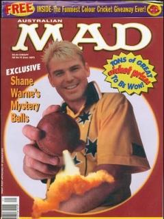 Go to MAD Magazine #341 • Australia