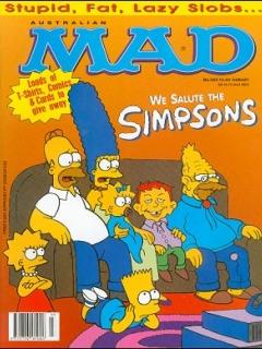 Go to MAD Magazine #343 • Australia