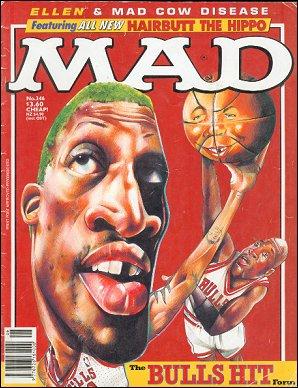 MAD Magazine #346 • Australia