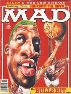 Go to MAD Magazine #346 • Australia