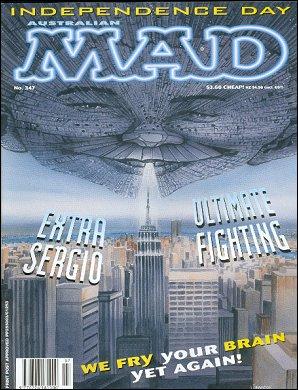 MAD Magazine #347 • Australia