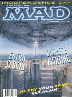 Go to MAD Magazine #347 • Australia