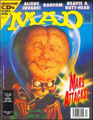 MAD Magazine #351 • Australia