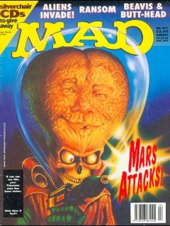 Go to MAD Magazine #351 • Australia