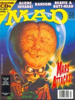 Go to MAD Magazine #351 • Australia