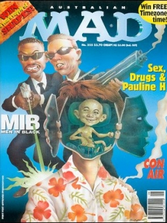 Go to MAD Magazine #355 • Australia