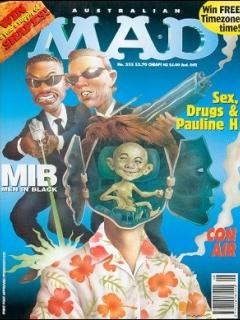 Go to MAD Magazine #355 • Australia