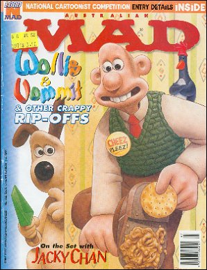MAD Magazine #356 • Australia