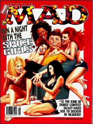 MAD Magazine #357 • Australia