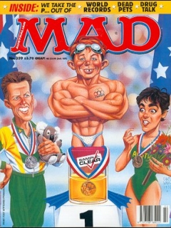 Go to MAD Magazine #359 • Australia