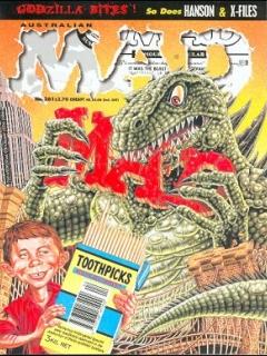 Go to MAD Magazine #361 • Australia