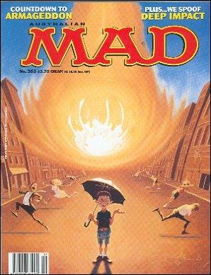 MAD Magazine #363 • Australia