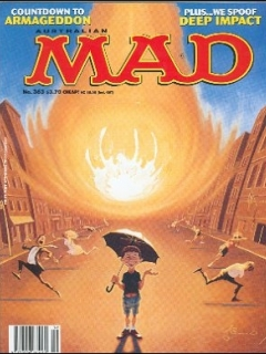 Go to MAD Magazine #363 • Australia
