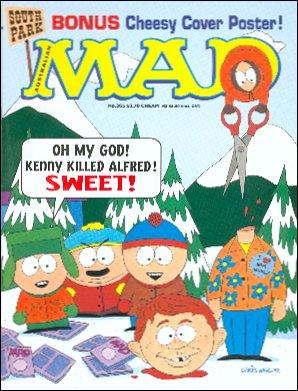 MAD Magazine #365 • Australia
