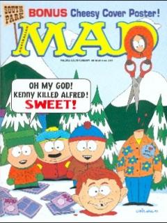 Go to MAD Magazine #365 • Australia