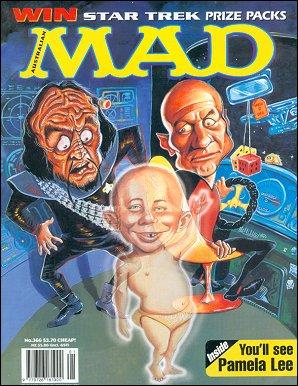 MAD Magazine #366 • Australia