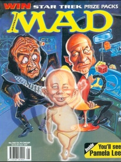 Go to MAD Magazine #366 • Australia
