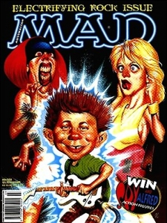 Go to MAD Magazine #368 • Australia